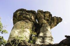 Stonehenge av Ubon, Thailand Royaltyfri Fotografi