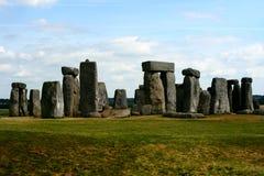 stonehenge cornwall Англии Стоковая Фотография RF