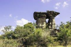Stonehenge d'Ubon, Thaïlande Image stock