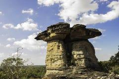 Stonehenge d'Ubon, Thaïlande Image libre de droits