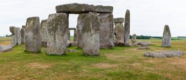 Stonehenge, de Vlaktes van Salisbury, Centraal Engeland Royalty-vrije Stock Foto