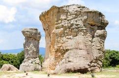 Stonehenge della Tailandia fotografia stock libera da diritti