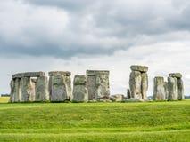 Stonehenge em Inglaterra Fotos de Stock