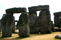Stonehenge em Inglaterra Cornualha Fotografia de Stock Royalty Free