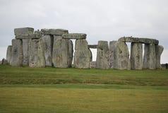 Stonehenge en el Reino Unido Fotografía de archivo libre de regalías