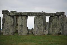 Stonehenge en el Reino Unido Imagen de archivo