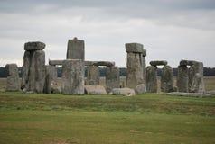 Stonehenge en el Reino Unido Imagenes de archivo