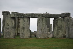 Stonehenge en el Reino Unido Imágenes de archivo libres de regalías