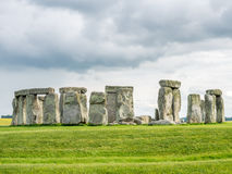 Stonehenge en Inglaterra Fotos de archivo