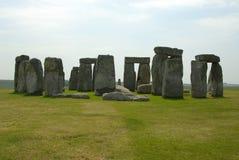 Stonehenge en Inglaterra Foto de archivo