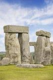 Stonehenge in Engeland Royalty-vrije Stock Afbeelding