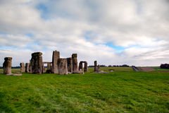Stonehenge, Engeland Royalty-vrije Stock Fotografie