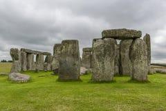 Stonehenge, Engeland Stock Foto's