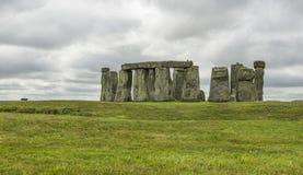 Stonehenge, Engeland Stock Foto