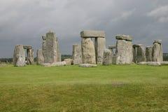 Stonehenge - Engeland Stock Foto