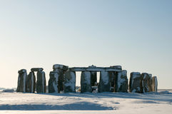 Stonehenge, England Royalty Free Stock Photos