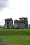 Stonehenge, England. The massive rocks at Stonehenge, England Stock Photography