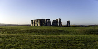 Stonehenge England Royalty Free Stock Photography
