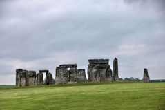 Stonehenge in England Royalty Free Stock Images