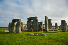 Stonehenge, England Lizenzfreies Stockfoto