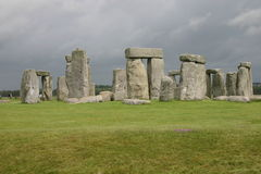 Stonehenge - England Stock Photo