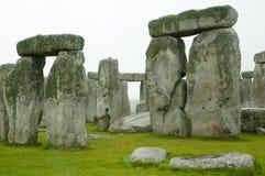 Stonehenge - England. Stonehenge Formation in England - UK royalty free stock images