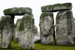 Stonehenge - England. Stonehenge Formation in England - UK stock photo