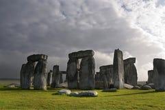 Stonehenge, England, Großbritannien stockbild