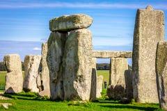 Stonehenge in England Royalty Free Stock Photo