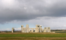 Stonehenge England UK Royaltyfri Foto