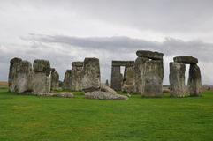 Stonehenge in England Stock Photography