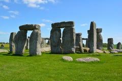 Stonehenge. In England, United Kingdom royalty free stock image