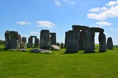 Stonehenge. In England, United Kingdom stock photo