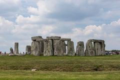 Stonehenge. A famous site near Salisbury, England, UK royalty free stock photos