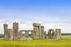 The Stonehenge Stock Image