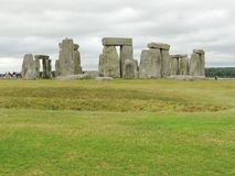 Stonehenge. Famous UK Ancient site Stonehenge in Wiltshire stock images