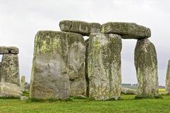 Stonehenge het UK. Royalty-vrije Stock Foto