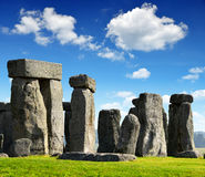 Stonehenge. Historical monument Stonehenge,England, UK Royalty Free Stock Image