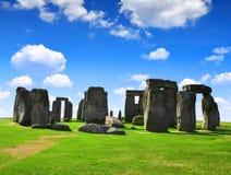 Stonehenge. Historical monument Stonehenge,England, UK stock image