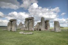 Stonehenge. Historical monument Stonehenge, England UK royalty free stock photo