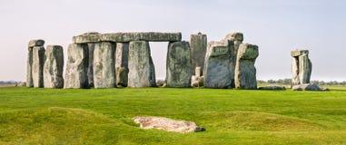 Stonehenge i Britannien Arkivbild