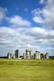 Stonehenge. An image of the Stonehenge in England stock images
