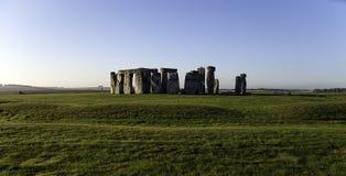 Stonehenge Inghilterra fotografia stock libera da diritti