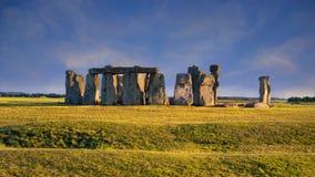 Stonehenge, Inghilterra Fotografie Stock