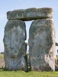 Stonehenge, Inghilterra fotografia stock libera da diritti