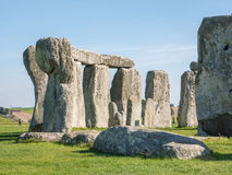 Stonehenge, Inghilterra immagine stock