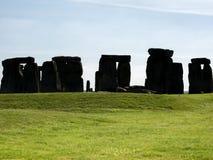 Stonehenge, Inghilterra immagine stock libera da diritti