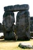 Stonehenge in Inghilterra Cornovaglia Immagine Stock