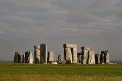 Stonehenge, Inghilterra, Regno Unito immagini stock