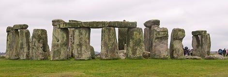 Stonehenge -- Inglaterra fotografia de stock royalty free